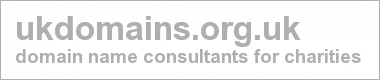 ukdomains.org.uk - domain name consultants for charities